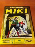 Miki Nr 6 a Colores el Mítico Ranger Ed. Europa