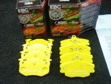 PEUGEOT 205 GTI PASTIGLIE centro yellow stuff anteriori posteriori