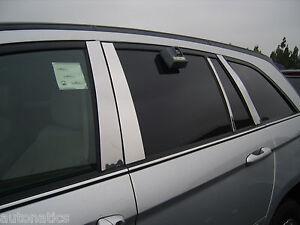 2006-2010 Mazda CX-7 Stainless Steel Pillar Posts 8 Pcs