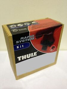 Thule 3010 fitting kit for roof rack  Vauxhall Astra, Astra GTC, BMW 1/3 series