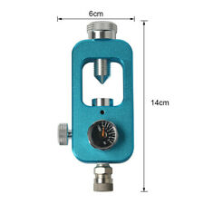 Scuba Diving Oxygen Cylinder Tank Respirator Fill Station Adapter Head Valve