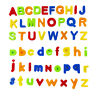 26pcs Kids Learning Teaching Magnetic Toy Letters Fridge Strong Magnets Alphabet