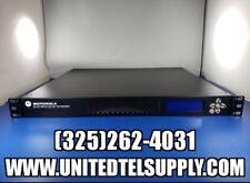 Motorola SE-5011 MPEG-4 AC Power SD/HD Encoder SE5011
