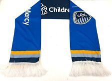 Sporting KC Kansas City MLS Soccer SGA Scarf Children's Mercy