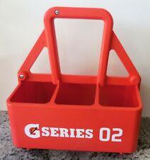 "Gatorade Squeeze Bottle Holder ""G Series"" 02 Caddy/ Carry Case (EUC)"