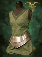 Metal Armor for LARP armor for women-belt, handmade