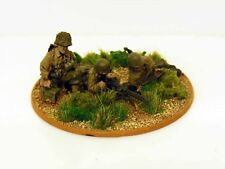 28mm Bolt Action Chain Of Command US Infantry .30 Cal MMG - Painted & Based