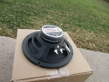 Weber Signature Ceramic 8  Speaker 15W 8 Ohms Smooth Cone