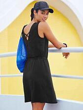 NWT Athleta Lively Dress, Black Size XLT XL T                      #549045 v1219