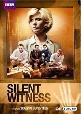 Silent Witness: The Complete Season Seventeen (DVD, 2014, 2-Disc Set)