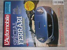 $$$ Revue L'Automobile magazine HS Hiver 2008-2009Special FerrariJames Bond