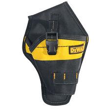 DeWalt Cordless Impact Drill Driver Holster Tool Belt Pouch Bit Holder DH5121
