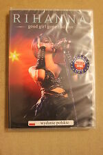 Rihanna - Good Girl Gone Bad - Live in Manchester DVD - POLISH RELEASE