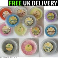soy wax melts tubs 35g burners (( HIGHLY SCENTED FRAGRANCES )) buy 3 get 1 free