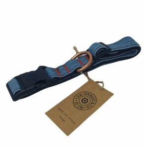 Levi's x Target Denim Dog Collar - Large 2021 Levi's NEW W TAGS L Blue