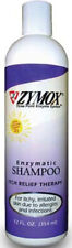 Zymox Shampoo for Itchy Relief Inflamed Skin with Vitamin D3 - 12 fl. oz./354 ml