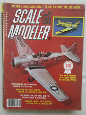 SCALE MODELER 8/79 YAK 1 AT-6 TEXAN MOSQUITO CANADIAN ACE BISHOP SE.5A CORSAIR
