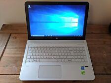 HP Envy 15.6-Inch Full HD Laptop (i5-5200U, 8GB RAM, 1TB HDD, NVIDIA 940M)