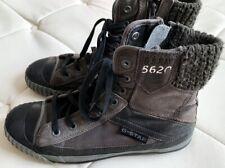 G-Star cortos Chucks tobillo canvas marrón-negro Gr. 38