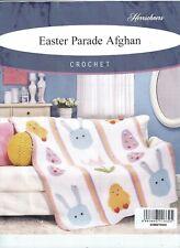 Herrschners Easter Parade Blanket Afghan Crochet Kit