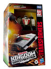 Transformers ~ WHEELJACK ~ Kingdom Deluxe War for Cybertron Deluxe Class