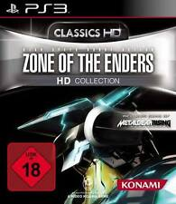 Sony PS3 Playstation 3 Spiel * Zone of the Enders HD Collection ***NEU*NEW*18*55