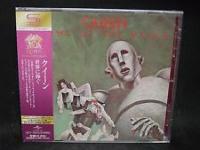 QUEEN News Of The World JAPAN SHM CD Freddy Mercury Smile The Cross British Rock