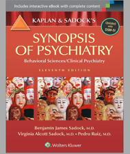Kaplan and Sadock's synopsis of psychiatry behavioral sciences clinical #64
