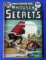 HOUSE OF SECRETS #113 COMIC BOOK ~ 1973 DC ~ FN
