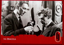 HAMMER HORROR - Series Two - Card #14 - Dracula - Strictly Ink 2010