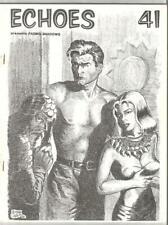 Echoes #41, Pulp Fanzine, Feb. 1989