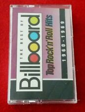 *Cassette Audio Album Billboard 1960-1969 Top Rock'n'Roll Hits - Promo Tape