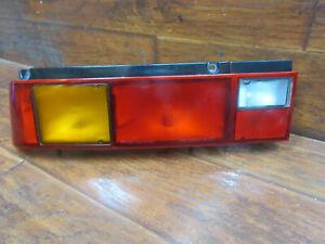 Chevrolet & Geo Metro, Sprint: 1989, 1990, 1991, Left - Driver Tail Light