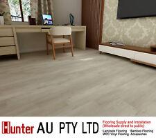 12MM Laminate Flooring-Lime Oak Color-Click Lock Floorboards Sample