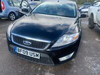 Ford mondeo 2009 its a 1.8 zetec tdci has a misfire   hence Spares or repair