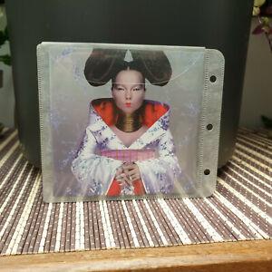 Björk – Homogenic CD Album, One Little Indian, 1997