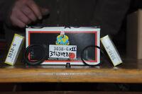 2 kits réparation d'etrier frein avant renault 5 6 7 12 14 alpine peugeot 104