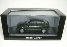 1 43 Minichamps Opel Kadett e 1989 Darkgreen-metallic