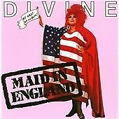 DIVINE - MAID IN ENGLAND (1984) - 2013 CHERRY POP REMASTERED/EXPANDED CD