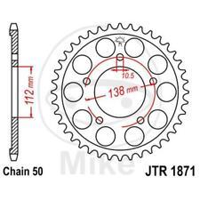 JT Sprockets rueda dentada 48 dientes división 530 ø interior 112 mm círculo de agujeros 138 mm