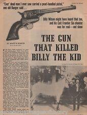 The Gun That Killed Billy The Kid+ADAMSON,BACA,BRADY,BRAZEL,CARR,CONNERS,