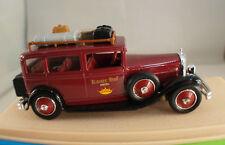 ELIGOR 1:43 AUTO DIE CAST MERCEDES BENZ 1931 LIMOUSINE D'HOTEL BORDEAUX 1044