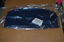 cap garrison poly /wool blue 1608; airman size 7