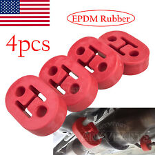 For 99-17 Chevy Silverado 1500 Exhaust Hanger Insulator Mount Holder Pipe Spacer