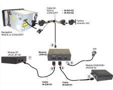 Für Audi AMI und DAB Audi Concert Symphony RNS-E DAB / DAB + Switch Umschalter