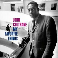 John Coltrane - My Favorite Things [New Vinyl LP] Gatefold LP Jacket,
