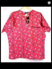 Lot Of 36 ALabama Crimson Tide Scrubs Shirts NURSE UNIFORM DOCTOR MEDICAL