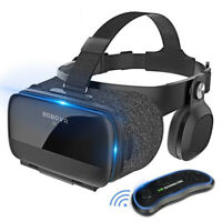 BOBOVR Z5 Virtual Reality 3D VR Headset Goggles Glasses With Bluetooth Remote