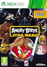 Xbox 360 GAME ANGRY BIRDS STAR WARS NEW