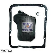 WESFIL Transmission Filter FOR Holden STATESMAN 1994-1999 4L60E WCTK2